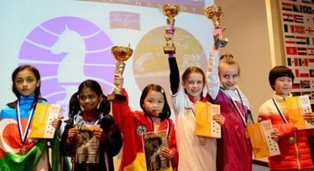 Echecs : Nguyen Le Cam Hien triomphe au Championnat du monde junior hinh anh 1