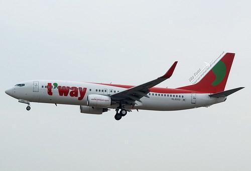 T'way Air : ouverture de la ligne Incheon - Ho Chi Minh-Ville hinh anh 1