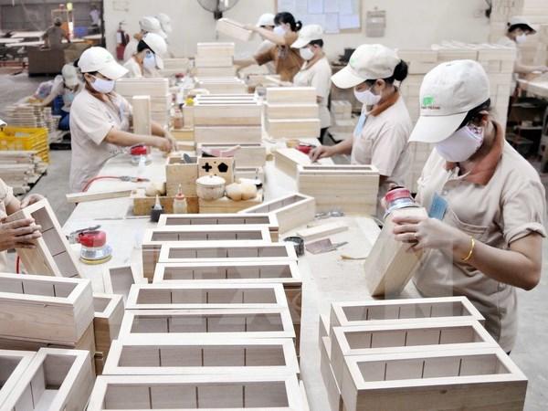 Bond des exportations nationales de bois et de meubles en bois aux Etats-Unis hinh anh 1