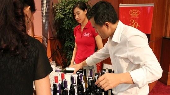 Le plus grand Festival de vin du Vietnam approche hinh anh 1