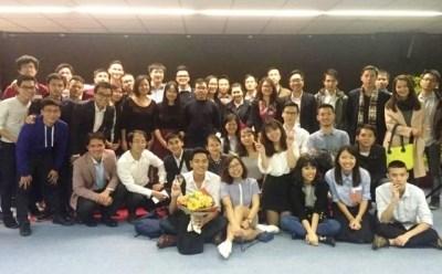 Congres de l'Union des Etudiants vietnamiens a Paris pour le mandat 2015 -2016 hinh anh 1