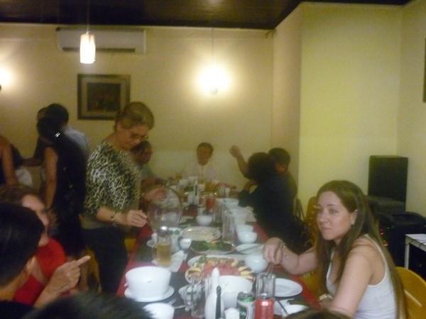 Inauguration du 2e restaurant vietnamien au Panama hinh anh 1