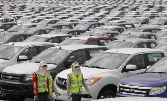 Le Laos supprime les taxes d'importation d'automobiles hinh anh 1