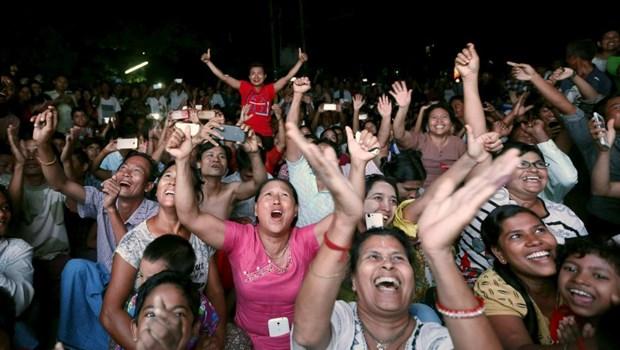 Elections au Myanmar : la domination de la LND se confirme hinh anh 1
