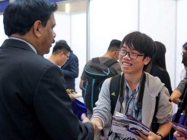 GEF Vietnam 2015 reunit des universites de dix pays hinh anh 1