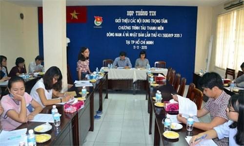 Japon-ASEAN : le bateau de la jeunesse attendu a Ho Chi Minh-Ville hinh anh 1