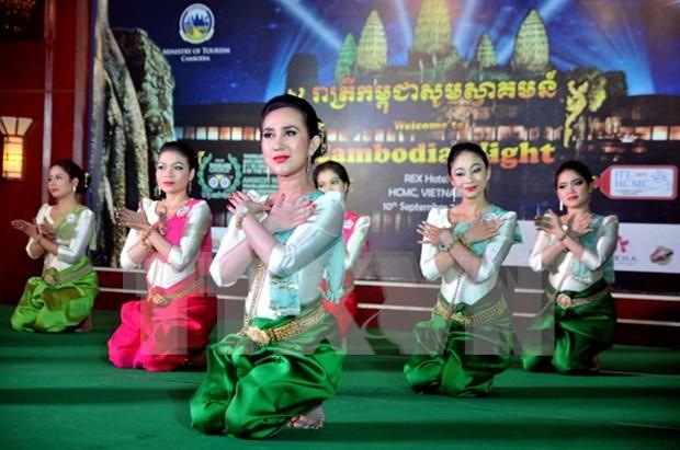 Presentation de la culture cambodgienne a Soc Trang hinh anh 1