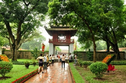 Mesures pour le developpement du tourisme de Hanoi hinh anh 2