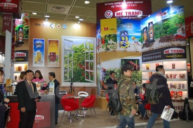 Le cafe du Vietnam a la conquete du marche sud-coreen hinh anh 1