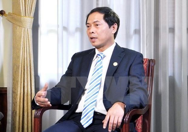 Le Vietnam valorise son role positif a l'APEC hinh anh 1