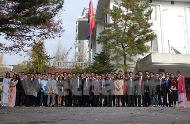Valorisation des potentialites des intellectuels vietnamiens en R. de Coree hinh anh 1