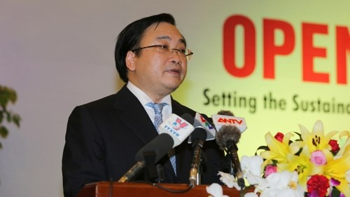 Ouverture du 5e Congres des Mers de l'Asie de l'Est a Da Nang hinh anh 1