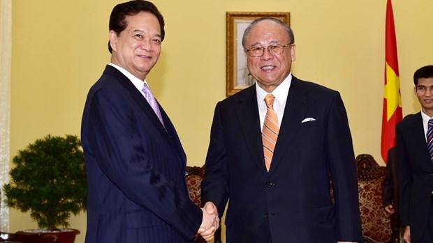 Renforcer l'amitie speciale Vietnam - Japon hinh anh 1