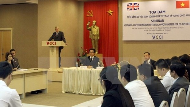 De nouvelles opportunites pour les produits vietnamiens au Royaume-Uni hinh anh 1