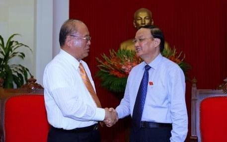 Vietnam et Japon soutiennent la construction de l'Universite Vietnam-Japon hinh anh 1