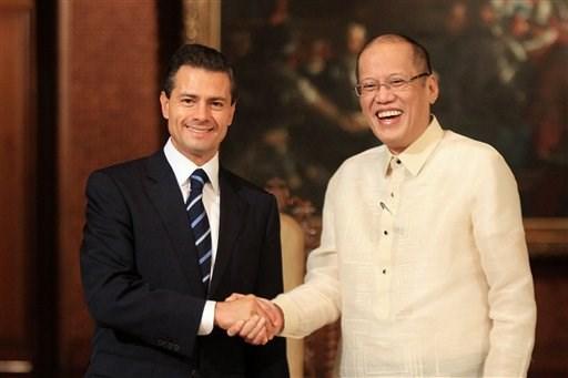 Le Mexique et les Philippines signent trois accords de cooperation hinh anh 1