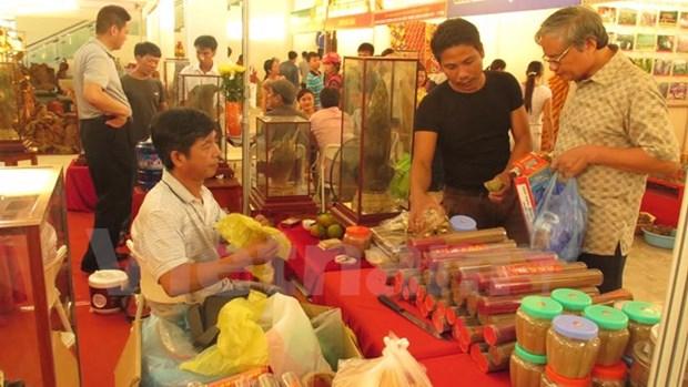 Cloture de la Foire commerciale internationale Vietnam-Chine hinh anh 1