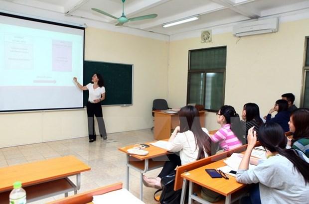 La Nouvelle-Zelande partage des experiences de reforme de l'education avec le Vietnam hinh anh 1