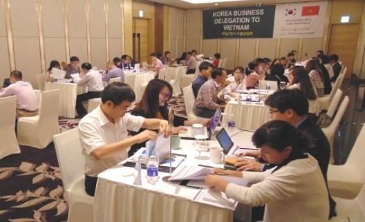 Bientot une rencontre entre entreprises vietnamiennes et sud-coreennes a Hanoi hinh anh 1