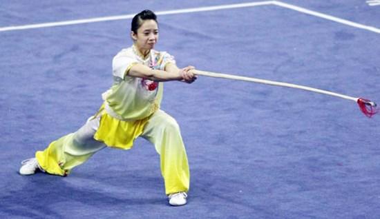 Championnats du monde de Wushu : le Vietnam termine en 14e place hinh anh 1