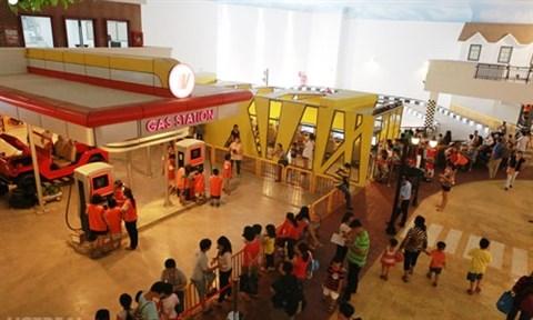Le marche des loisirs pour enfants attire de grands investisseurs hinh anh 1