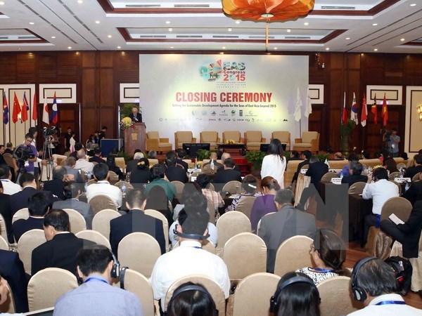 Cloture du 5e Congres des Mers de l'Asie de l'Est hinh anh 1