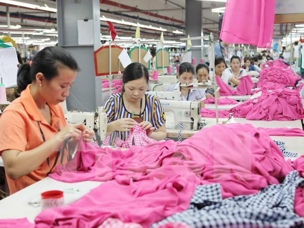 L'OIT est prete a aider le Vietnam a completer son droit du travail hinh anh 1
