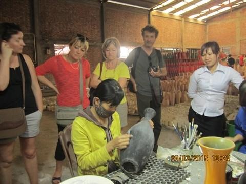 Les villages de metier face aux defis de l'integration hinh anh 2