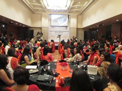 Inauguration de l'Association des femmes indiennes a Ho Chi Minh-Ville hinh anh 1