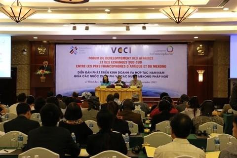 Renforcement de la cooperation commerciale entre l'Afrique et le Mekong hinh anh 1