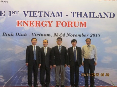 Energie : Premier forum Vietnam-Thailande a Binh Dinh hinh anh 1