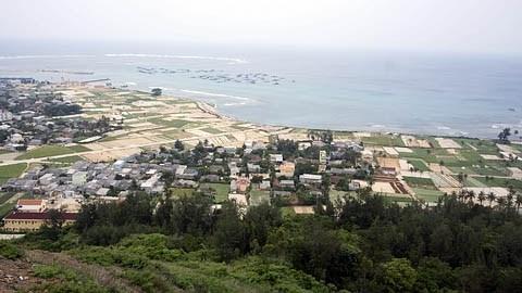 Un projet d'alimentation en eau potable demarre sur l'ile de Ly Son hinh anh 1