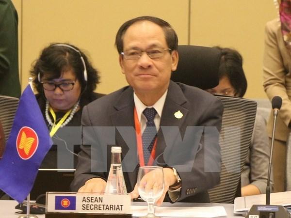 L'ASEAN remplit la plupart des taches d'edification de sa communaute hinh anh 1