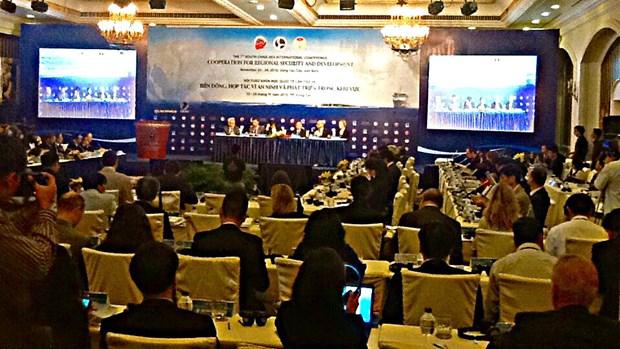 Les impacts de la situation mondiale sur les differends en Mer Orientale hinh anh 1