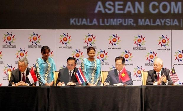 La Chine soutient l'integration de l'ASEAN hinh anh 1