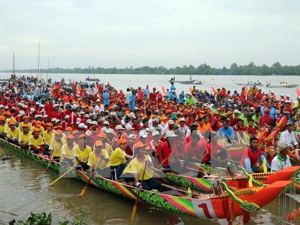 9e edition des Journees culturelles, sportives et touristiques khmeres hinh anh 1