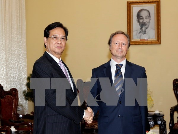 Le Vietnam attache de l'importance au renforcement de sa cooperation avec l'UE hinh anh 1