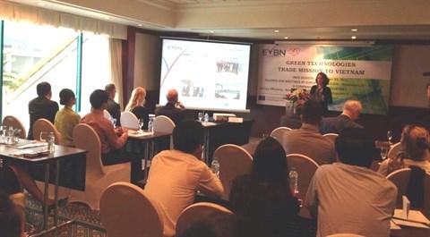 Promotion du commerce des technologies vertes au Vietnam hinh anh 1