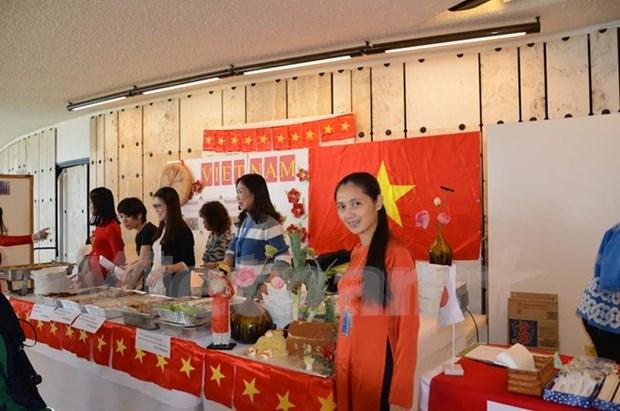 Charite : le Vietnam participe a la foire Bazaar de l'ONU 2015 hinh anh 3