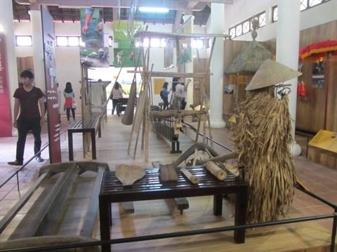 Inauguration de la maison d'exposition d'outils agricoles Thanh Toan hinh anh 1