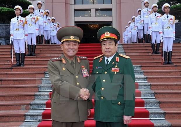 Le Vietnam souhaite renforcer ses relations avec la RPDC hinh anh 1