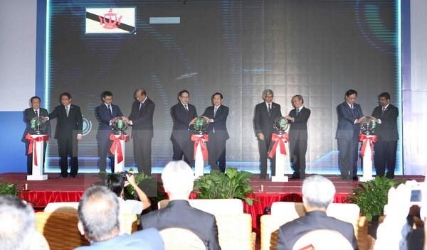 La 15e conference ministerielle de l'ASEAN sur les telecommunications se clot hinh anh 1