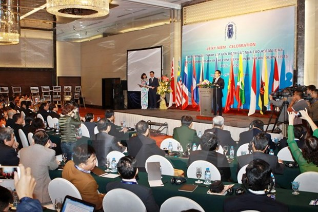 Le Vietnam prend la presidence de la Confederation des journalistes de l'ASEAN hinh anh 1