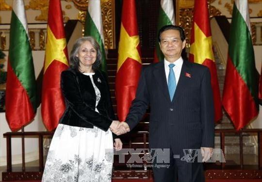 Vietnam-Bulgarie: volonte commune de resserrer les liens hinh anh 1