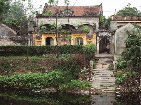 Trois villages anciens de la banlieue de Hanoi hinh anh 2