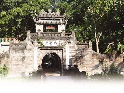Trois villages anciens de la banlieue de Hanoi hinh anh 1
