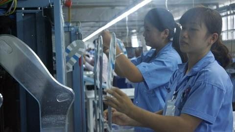 Novembre: l'indice de la production industrielle en hausse de 8,9% en glissement annuel hinh anh 1
