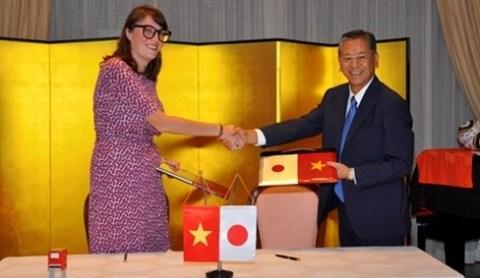 Aide japonaise pour le deminage au Vietnam hinh anh 1