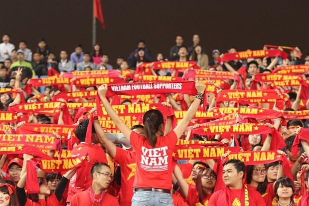 Football : deux grands titres en 2015 pour le Vietnam hinh anh 1