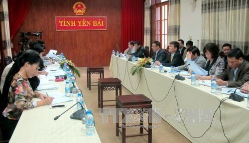 Yen Bai : aide de la JICA pour le developpement des zones rurales hinh anh 1